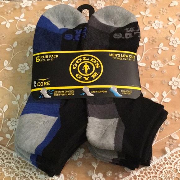 19fe9eb3a6ab Gold s Gym Underwear   Socks